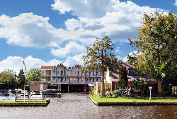 Bedrijfsfinanciering appartement vastgoed Nijmegen Oss Giethoorn