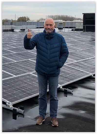 Bedrijfsfinanciering zonnepanelen nijmegen oss