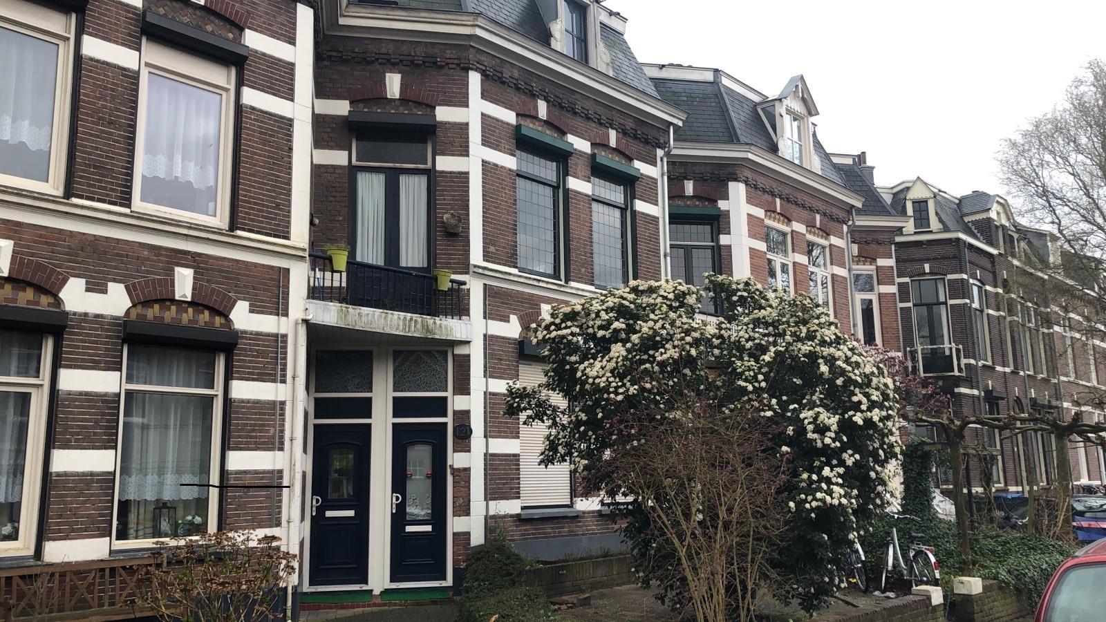 Tweede leven pand Voorstadslaan Nijmegen aanstaande door renovatie naar twee moderne woningen