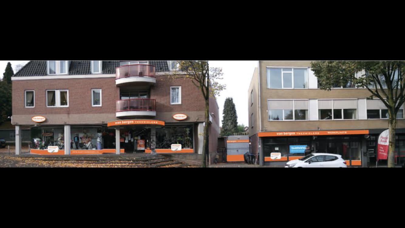 BikeLife Sjef van Bergen in Groesbeek gaat uitbreiden.