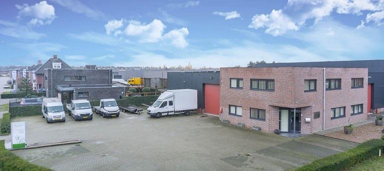 Aankoop bedrijfspand Vrolijk & Overgaauw op Danenhoef in Oss