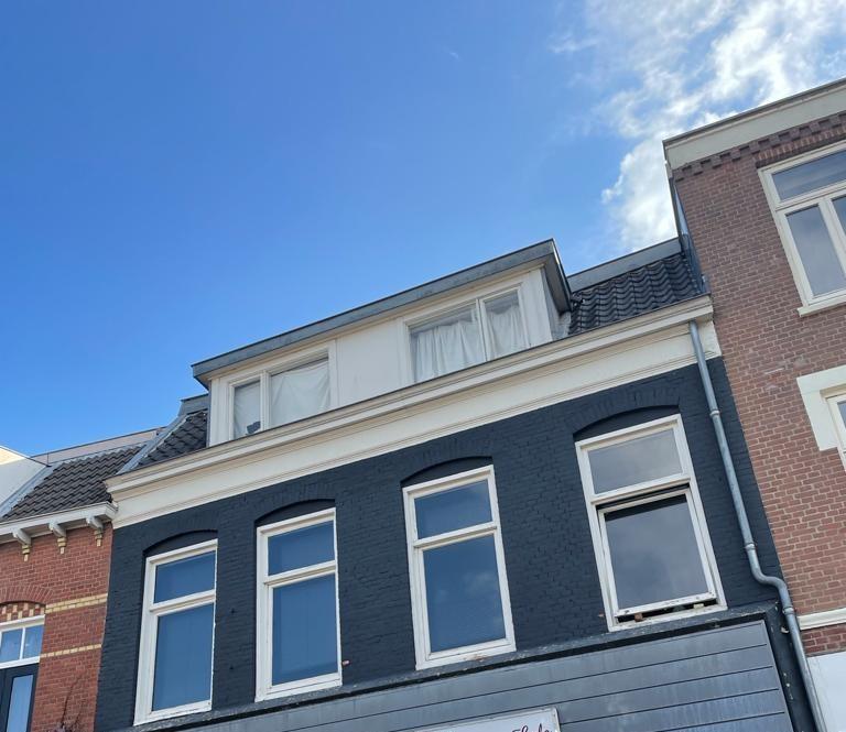 Aankoop en verbouwing bovenwoning ten behoeve van kamerverhuur in Nijmegen-Oost
